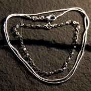 łańcuszek i bransoletka